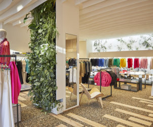 Benetton Unveils New Sustainable Concept Store