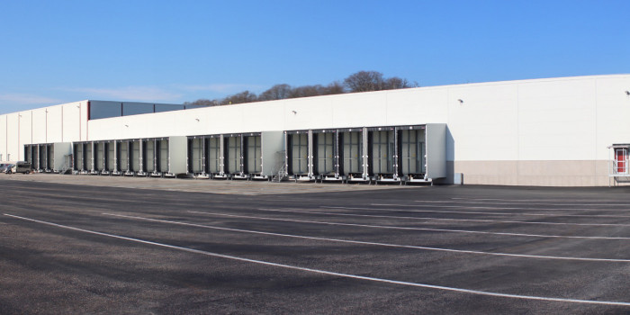NRP Acquires Logistics Property in Helsingborg
