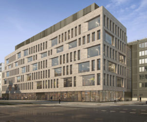 Pembroke and NCC to Create a New Office Building