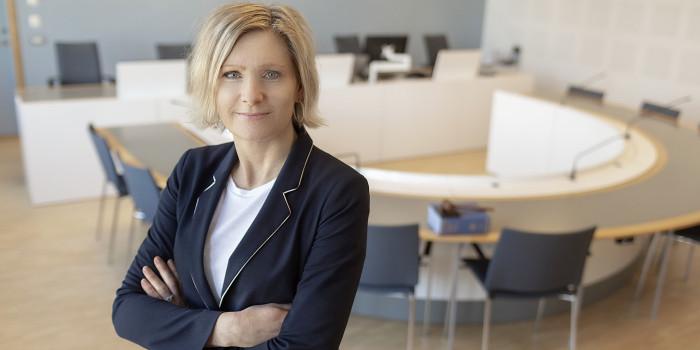 Caroline Arehult Appointed CEO of Akademiska Hus