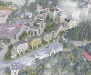 NCC to Construct Residential Units in Helsinki