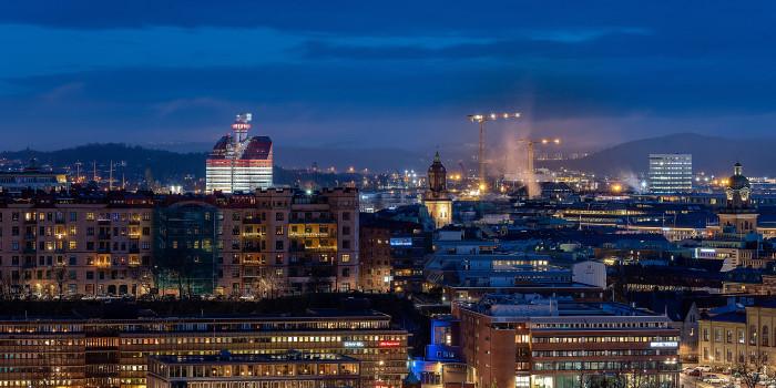 Skanska Acquires Block in Gothenburg