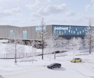 YIT to Build a Logistics Centre for Postnord in Hakkila