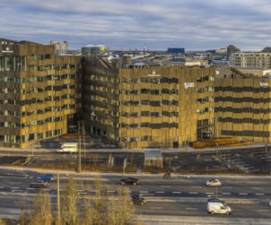 Skanska Divests Office Project in Copenhagen