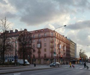 Balder Builds in Stockholm