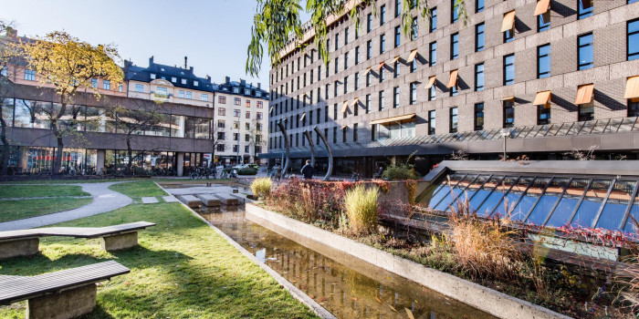 Europa Capital and NCAP Letts 3,500 sqm in Central Stockholm