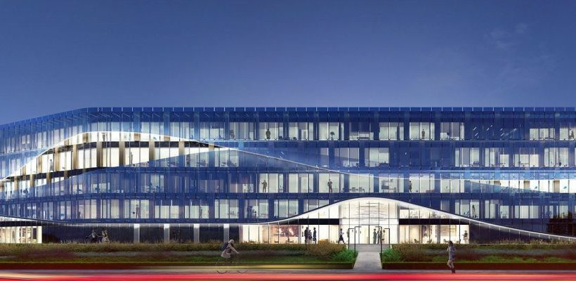 Poland First building opens in Ocean Office Park