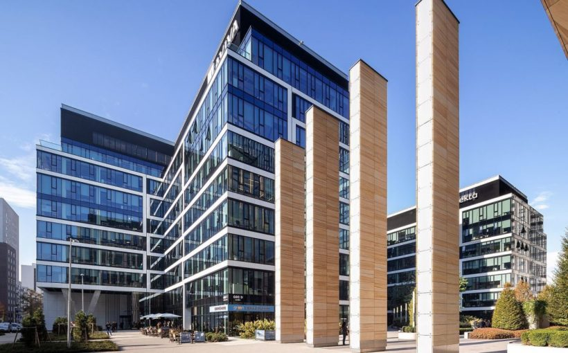 POLAND Gdański Business Center almost fully leased