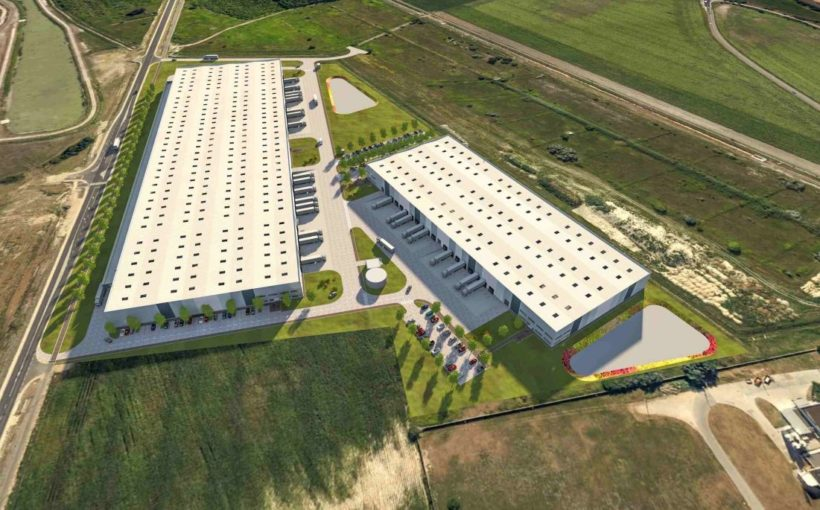 HUNGARY VGP gets to work on second Győr park