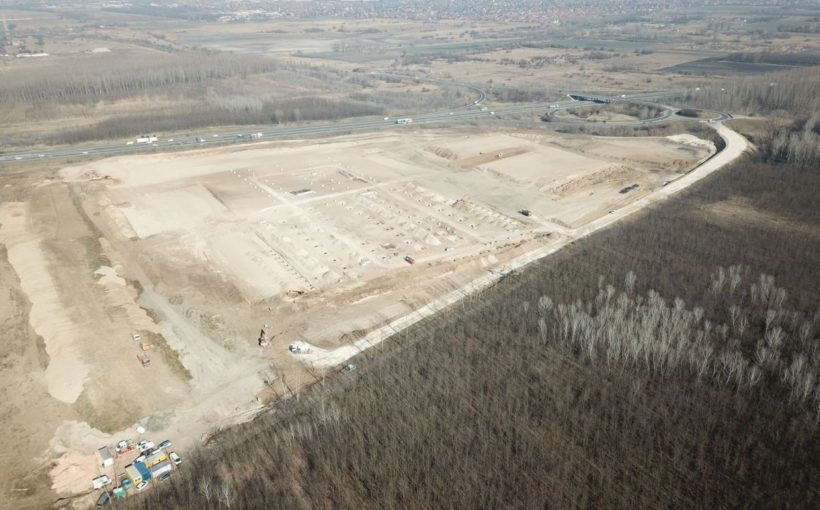 HUNGARY CTP launches park close to Budapest airport
