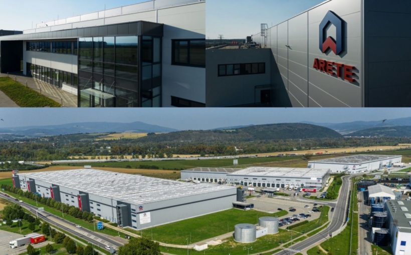 CEE REGION Cromwell completes EUR 113 mln Arete portfolio buy