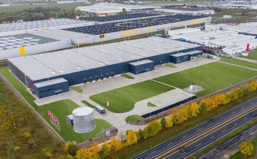 POLAND LED specialist opts for 7R Park Poznań East