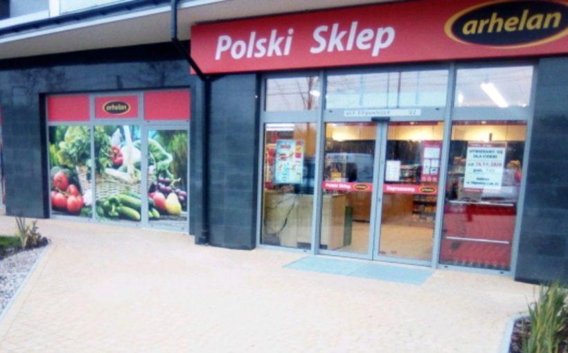 POLAND Eurocash buys into Arhelan