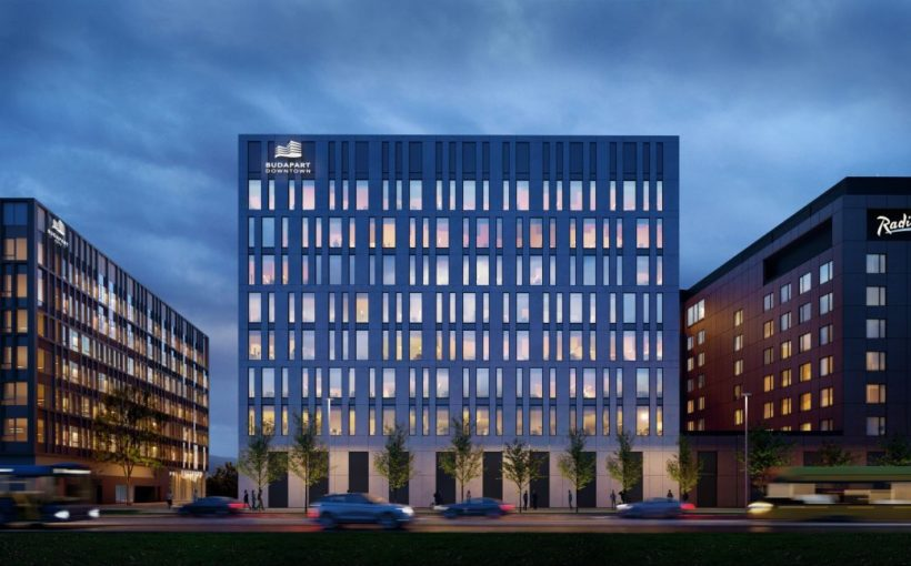 HUNGARY First Budapest Radisson to open in BudaPart