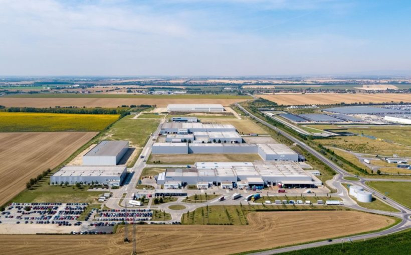 Slovakia CTP buys Žilina Airport park