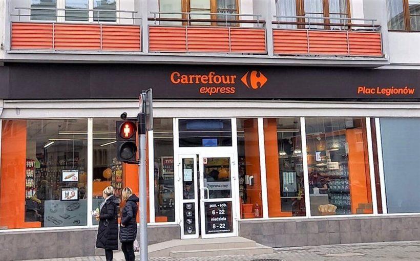Poland Carrefour Express expands