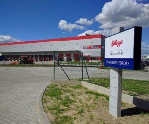 POLAND Kellogg's grrreater in Kutno