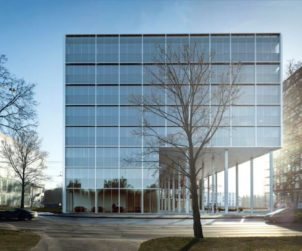 LITHUANIA Biggest Baltic lease of 2021 for Business Stadium