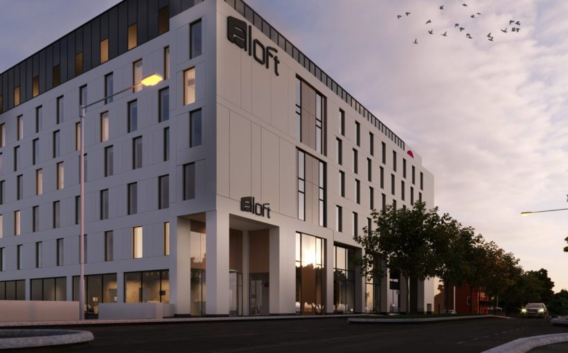Aloft Hotels Checks into Birmingham