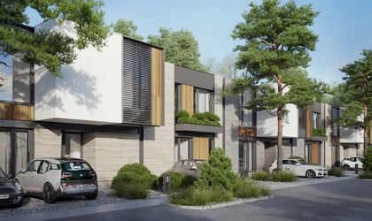 Alesonor expands the green community and obtains the PUZ for Amber Forest, the first complete suburb in Romania