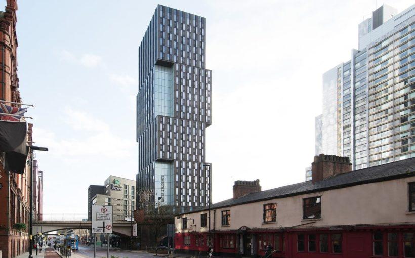 Major student development opens in Manchester