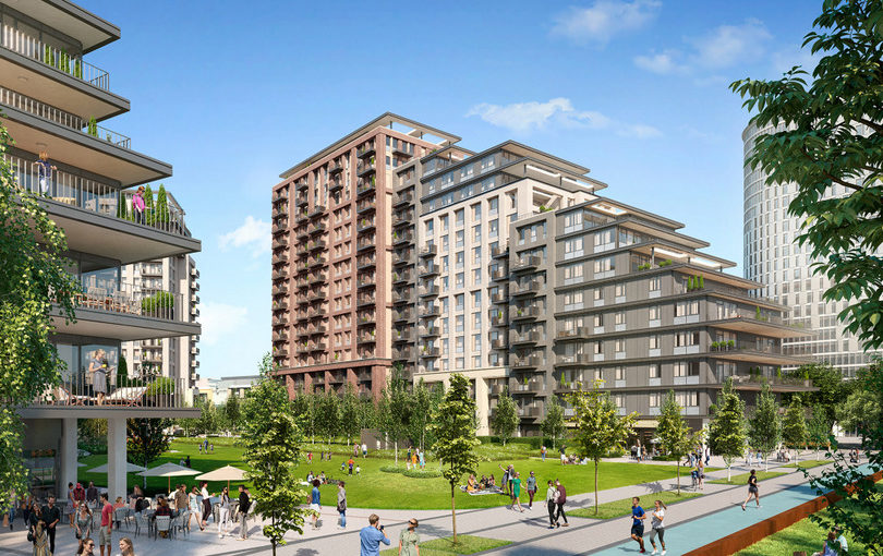 Eagle Hills/Belgrade Waterfront