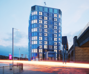 PRS developer purchases landmark building in Newcastle