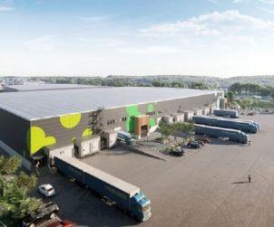 Castellum starts construction of third logistics property in Brunna, Stockholm