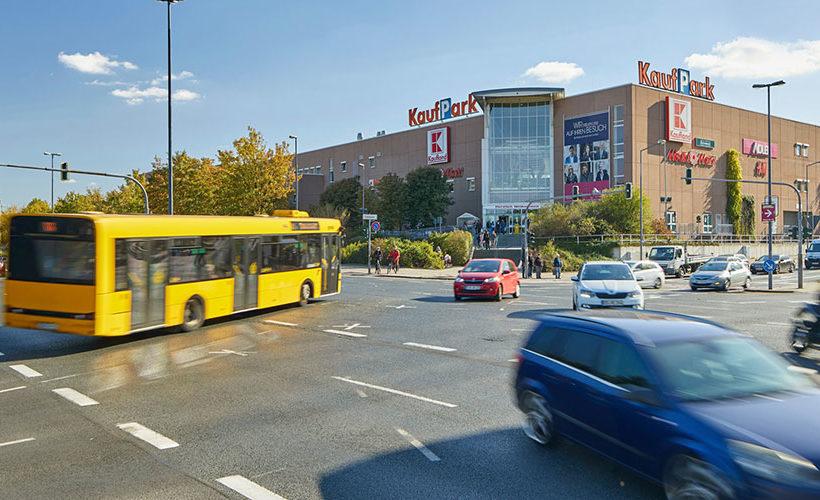 redos sells Kaufpark Nickern in Dresden, Germany