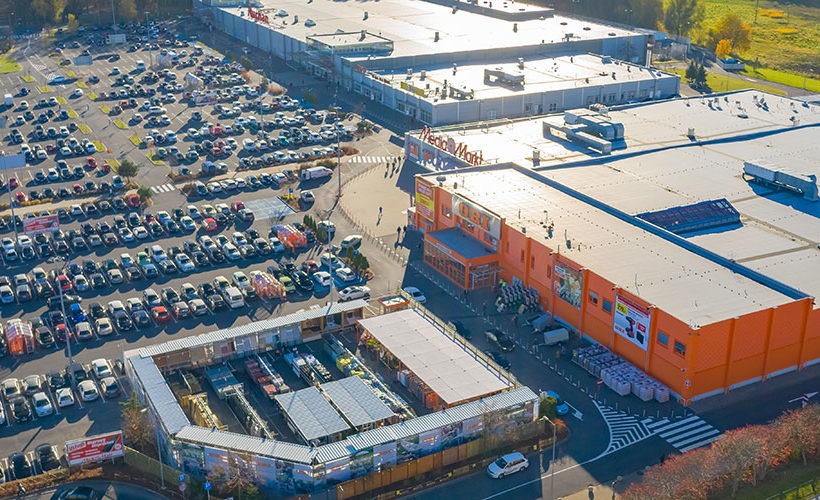 Chariot sales 4 retail parks in the highest volume retail transaction on the Polish market since beginning of COVID-19 pandemic