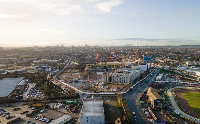 Perry Barr Residential Scheme meets construction milestone