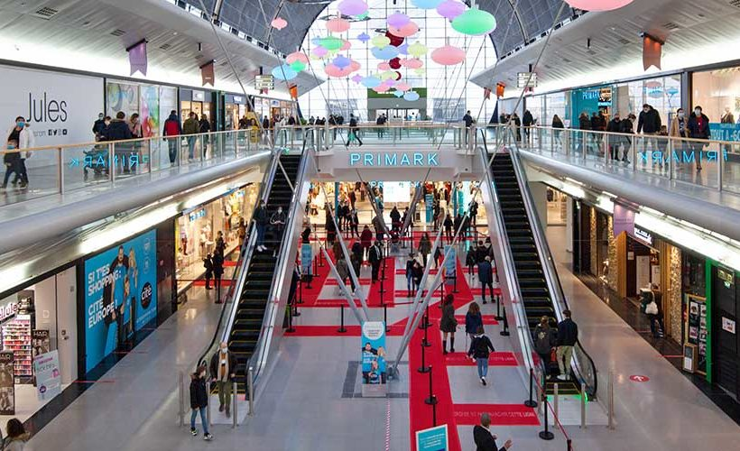 Primark recently opened at Cité Europe near Calais