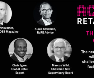 Across Retail Talks online, March 31, 4pm (cet)