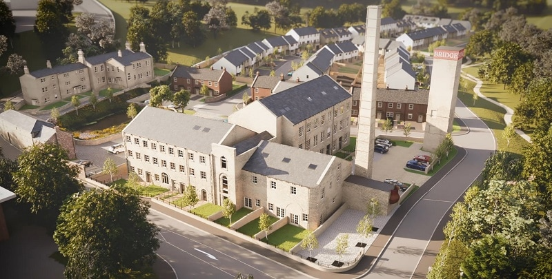 Former Leeds mill set for eight-figure redevelopment