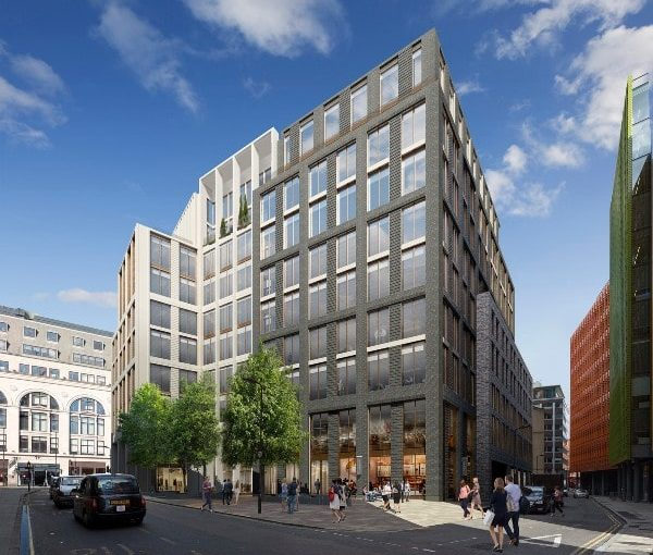 Skanska signs £83m contract for London property development