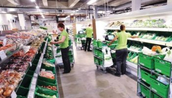 Wincanton delivers first 'dark store' for Waitrose in West London (GB)