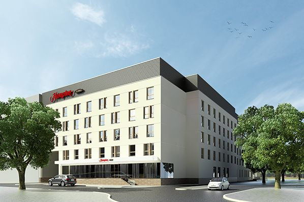 Hampton by Hilton to open two new hotels in Poland