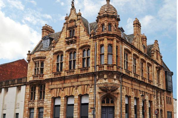 Cordia acquires historic Birmingham building (GB)