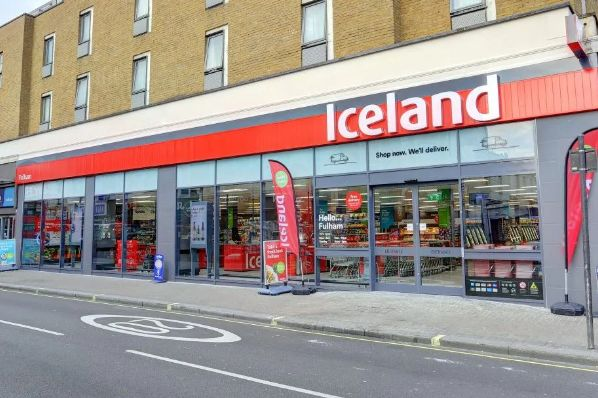 Iceland trials new convenience store format (GB)
