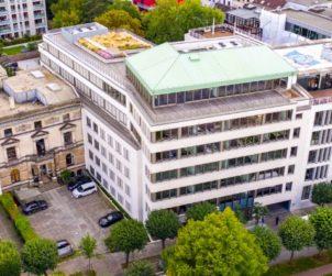 Macquarie and MAPFRE acquire prime Hamburg office building (DE)