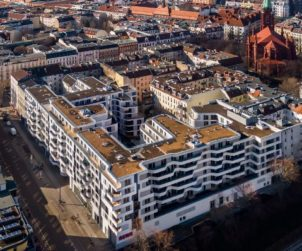 Trei completes major Berlin resi scheme (DE)