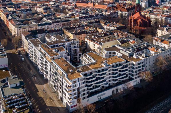 Trei completes major Berlin resi scheme (DE)