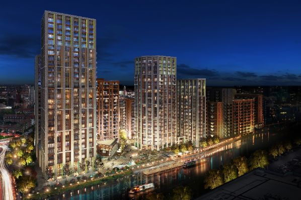 Weston Homes secures planning for Town Quay Wharf development (GB)