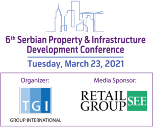 Sixth Serbian Conference on Real Estate and Infrastructure Development