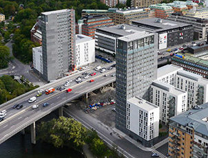 Ursus Makes Residential Acquisition in Central Stockholm