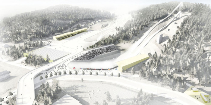 NCC to Construct Sports Facility in Trondheim
