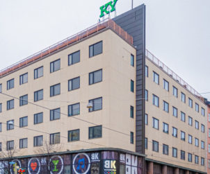 NCC to Develop Centrally Located Building in Helsinki