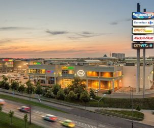 POLAND Henley buys Poznań shopping centre