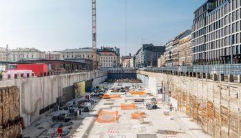 CZECH REPUBLIC Masaryčka takes shape
