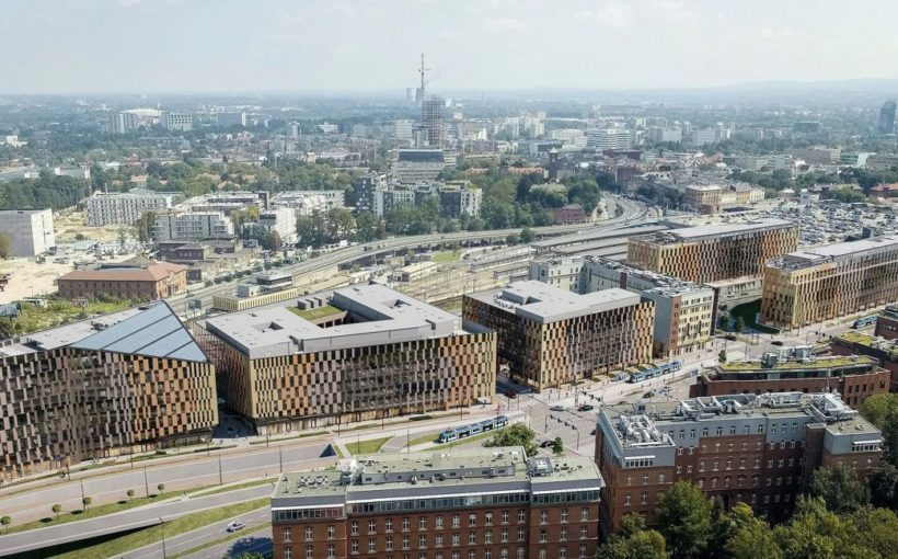 CEE REGION A more flexible future for offices